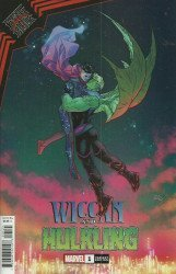 Marvel Comics's King in Black: Wiccan and Hulking Issue # 1b
