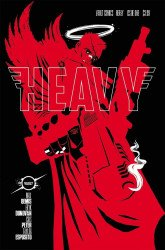 Vault Comics's Heavy Issue # 1 - 2nd print