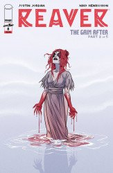 Image Comics's Reaver Issue # 8
