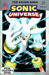 Archie Comics Group's Sonic Universe Issue # 25b