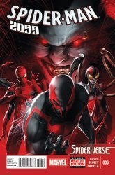 Marvel's Spider-Man 2099 Issue # 6
