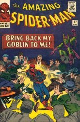 Marvel Comics's The Amazing Spider-Man Issue # 27