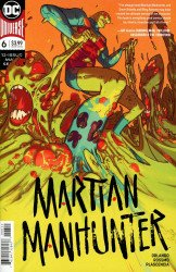 DC Comics's Martian Manhunter Issue # 6