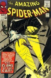 Marvel Comics's The Amazing Spider-Man Issue # 30