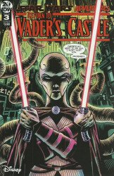 IDW Publishing's Star Wars Adventures: Return To Vaders Castle Issue # 3b