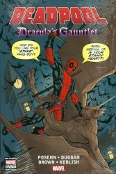 Marvel's Deadpool: Dracula's Gauntlet Hard Cover # 1