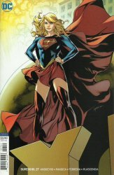 DC Comics's Supergirl Issue # 27b