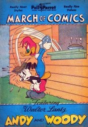 Western Printing Co.'s March of Comics Issue # 55b