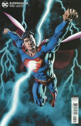 DC Comics's Superman Issue # 23b