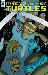 IDW Publishing's Teenage Mutant Ninja Turtles Issue # 62ri