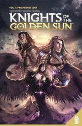 Mad Cave Studios's Knights of the Golden Sun TPB # 1
