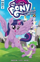 IDW Publishing's My Little Pony: Friendship is Magic Issue # 88ri