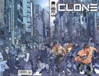 Image's Clone Issue # 1