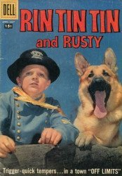 Dell Publishing Co.'s Rin Tin Tin Issue # 24b