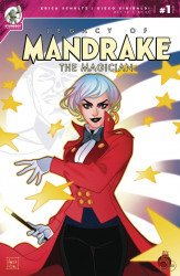 Red 5 Comics's Legacy of Mandrake the Magician Issue # 1