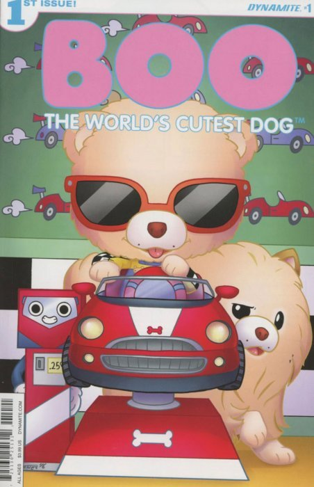Must see Boo Army Adorable Dog - dynamite-entertainment-boo-worlds-cutest-dog-issue-1b  Perfect Image Reference_104270  .jpg