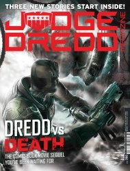 Rebellion's Judge Dredd: Megazine Issue # 392