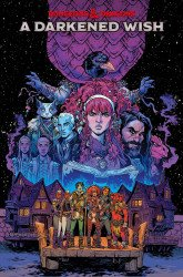 IDW Publishing's Dungeons & Dragons: A Darkened Wish TPB # 1