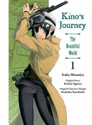 Vertical's Kino's Journey: The Beautiful World Soft Cover # 1