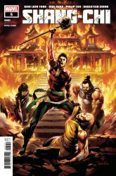 Marvel Comics's Shang-Chi Issue # 5
