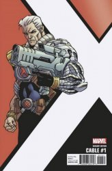 Marvel Comics's Cable Issue # 1e