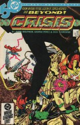 DC Comics's Crisis on Infinite Earths Issue # 2