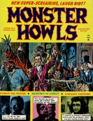 Humor-Vision's Monster Howls Issue # 1