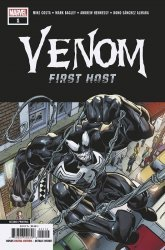 Marvel Comics's Venom: First Host Issue # 1 - 2nd print
