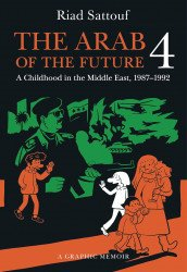 Metropolitan Books's The Arab Of The Future Soft Cover # 4