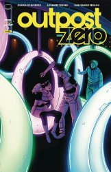 Image Comics's Outpost Zero Issue # 11