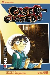 Viz Media's Case Closed Soft Cover # 69