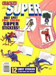 Major Magazines's Super Cracked Issue # 15