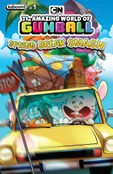 KaBOOM!'s The Amazing World of Gumball: Spring Break Smash Issue # 1
