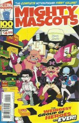Alterna Comics's Alterna Giants: Mighty Mascots Giant Size # 1