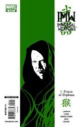 Marvel Comics's Immortal Weapons Issue # 5