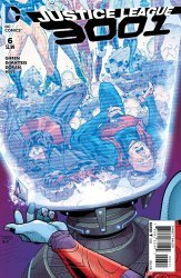 DC Comics's Justice League 3001 Issue # 6