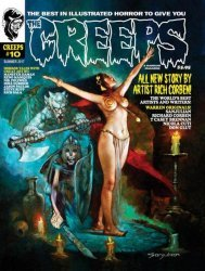 Warrant Publishing's The Creeps Issue # 10