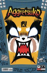 Oni Press's Aggretsuko Issue # 4b