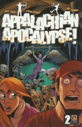 Cave Comics's Appalachian Apocalypse Issue # 2
