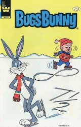 Whitman's Bugs Bunny Issue # 244b
