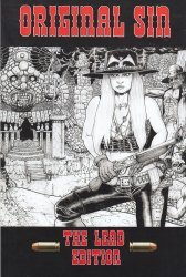 Wild Angels Publishing's Original Sin: The Pencil Edition Issue nn
