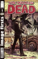Image Comics's Walking Dead Issue # 1firsts-7th