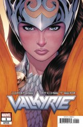 Marvel Comics's Valkyrie: Jane Foster Issue # 1d