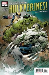 Marvel Comics's Hulkverines Issue # 1