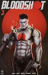 Valiant Entertainment's Bloodshot Issue # 1comics elite-c