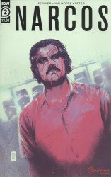 IDW Publishing's Narcos Issue # 2