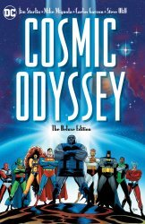 DC Comics's Cosmic Odyssey Hard Cover # 1