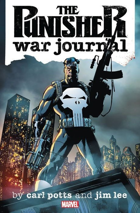 Punisher: War Journal - By Carl Potts & Jim Lee TPB 1 ...