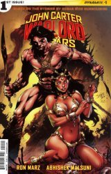 Dynamite Entertainment's John Carter: Warlord of Mars Issue # 1d