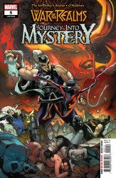 Marvel Comics's War of the Realms: Journey into Mystery Issue # 5